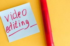 Μεταφόρτωση των βίντεο για την περιοχή YouTube στοκ φωτογραφίες με δικαίωμα ελεύθερης χρήσης