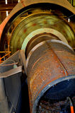 Μεταλλεία θραυστήρων μεταλλεύματος μύλων σφαιρών Στοκ φωτογραφίες με δικαίωμα ελεύθερης χρήσης