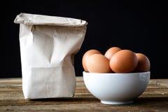 Μεταλλικά κουτιά αυγών Στοκ Φωτογραφία