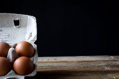 Μεταλλικά κουτιά αυγών Στοκ εικόνα με δικαίωμα ελεύθερης χρήσης