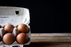 Μεταλλικά κουτιά αυγών Στοκ φωτογραφία με δικαίωμα ελεύθερης χρήσης