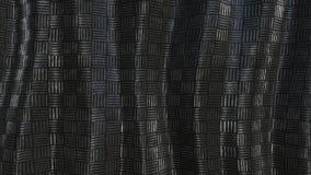 Μεταλλικός βρόχος υποβάθρου κυμάτων σχεδίων αφηρημένος απεικόνιση αποθεμάτων