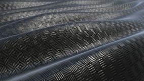 Μεταλλικός βρόχος υποβάθρου σχεδίων αφηρημένος μαλακός διανυσματική απεικόνιση