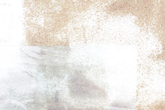 Μεταλλικός παλαιός τοίχος Πόρτα γκαράζ σύσταση λεπτομερές ανασκόπηση grunge γεια ιδιαίτερα ύφος διάλυσης στρώματος Στοκ Φωτογραφία