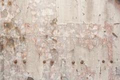 μεταλλικός τοίχος Στοκ φωτογραφία με δικαίωμα ελεύθερης χρήσης