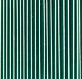 Μεταλλικός φράκτης που χρωματίζεται με το πράσινο χρώμα ως υπόβαθρο Στοκ Φωτογραφίες