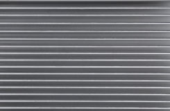 Μεταλλικό υπόβαθρο σύστασης λωρίδων Στοκ εικόνα με δικαίωμα ελεύθερης χρήσης