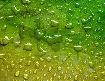 μεταλλικό ύδωρ επιφάνεια&s Στοκ φωτογραφίες με δικαίωμα ελεύθερης χρήσης