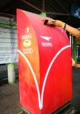 Μετα κιβώτιο της Ταϊλάνδης Στοκ εικόνες με δικαίωμα ελεύθερης χρήσης