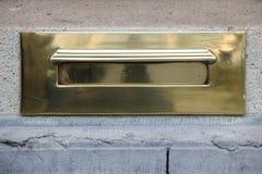 Μετα κιβώτιο Στοκ φωτογραφία με δικαίωμα ελεύθερης χρήσης