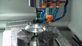 Μεταλλουργική CNC μηχανή άλεσης φιλμ μικρού μήκους