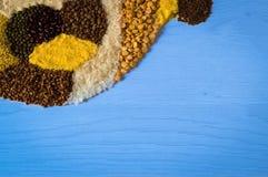 Μεταλλοφόρο κοίτασμα των σιταριών και των δημητριακών Στοκ φωτογραφίες με δικαίωμα ελεύθερης χρήσης