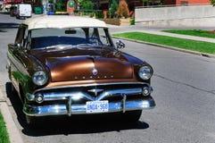 Μετεωρίτης Niagara της Ford (1954) Στοκ Φωτογραφία