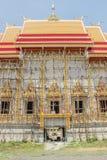 Μετρημένο Wat Smarnmit στοκ εικόνες