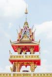 Μετρημένο Wat Smarnmit στοκ φωτογραφίες