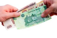Μετρητά Στοκ φωτογραφία με δικαίωμα ελεύθερης χρήσης
