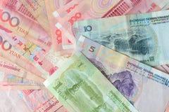 Μετρητά Στοκ Φωτογραφίες