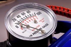 μετρητής αέρα Στοκ φωτογραφία με δικαίωμα ελεύθερης χρήσης