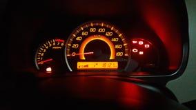 Μετρητής αυτοκινήτων στοκ εικόνες με δικαίωμα ελεύθερης χρήσης
