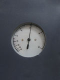 Μετρητής πίεσης Στοκ Φωτογραφίες