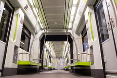 μετρό Βαλέντσια Στοκ φωτογραφία με δικαίωμα ελεύθερης χρήσης