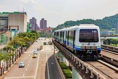 Μετρό της Ταϊπέι Στοκ Φωτογραφία