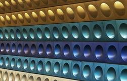 Μετρό υπόγεια Στοκ Φωτογραφίες