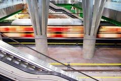 μετρό Στοκ Φωτογραφίες
