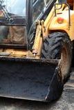 μετωπικός φορτωτής στοκ εικόνα με δικαίωμα ελεύθερης χρήσης