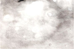 Μελάνι textutre Στοκ εικόνες με δικαίωμα ελεύθερης χρήσης