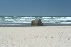 Μελέτη παραλιών παραλιών - ακτή του Όρεγκον στοκ φωτογραφία