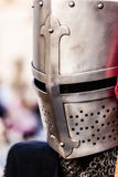 Μελαχροινός ιππότης Στοκ εικόνες με δικαίωμα ελεύθερης χρήσης