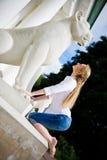 με διασταυρώστε ένα εσεί& Στοκ φωτογραφία με δικαίωμα ελεύθερης χρήσης