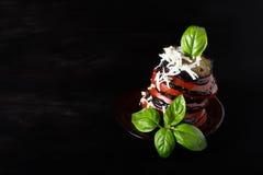 Μελιτζάνα Ð'aked με την ντομάτα Στοκ φωτογραφίες με δικαίωμα ελεύθερης χρήσης
