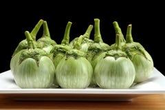 μελιτζάνα πράσινος Ταϊλαν&d Στοκ εικόνα με δικαίωμα ελεύθερης χρήσης