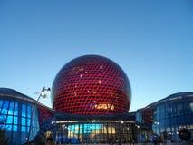Μελλοντική ενέργεια EXPO 2017 Astana Στοκ Φωτογραφία