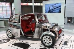 Μελλοντικό αυτοκίνητο Στοκ Εικόνες