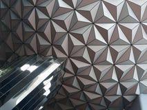 Μελλοντικό μνημείο - Disney Epcot Στοκ Εικόνα