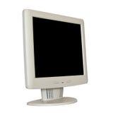 μηνύτορας LCD Στοκ εικόνα με δικαίωμα ελεύθερης χρήσης