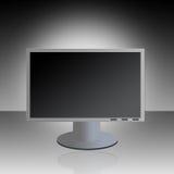μηνύτορας LCD Στοκ Εικόνες