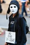 μην τελειώστε καμία θέα Στοκ φωτογραφίες με δικαίωμα ελεύθερης χρήσης