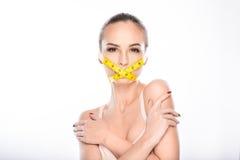 Μην φάτε και να είστε λεπτός Στοκ Φωτογραφίες