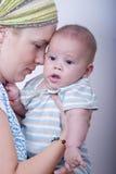 μητέρα αγάπης Στοκ Φωτογραφίες