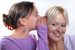 Μητέρα και κόρη Στοκ φωτογραφία με δικαίωμα ελεύθερης χρήσης