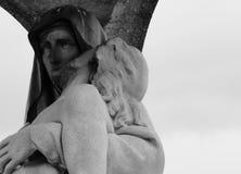 Μητέρα και ο να βρεθεί γιος Στοκ Φωτογραφία