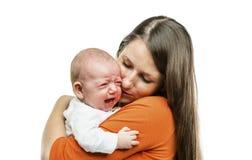 Μητέρα και παιδί στοκ εικόνες