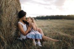 Μητέρα και Daugter Στοκ Εικόνα