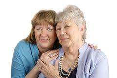 μητέρα κορών αγάπης στοκ φωτογραφία με δικαίωμα ελεύθερης χρήσης