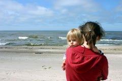 μητέρα κορών Στοκ Φωτογραφία