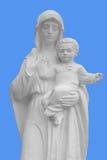 Μητέρα του Θεού με το άγαλμα μωρών Στοκ Φωτογραφίες